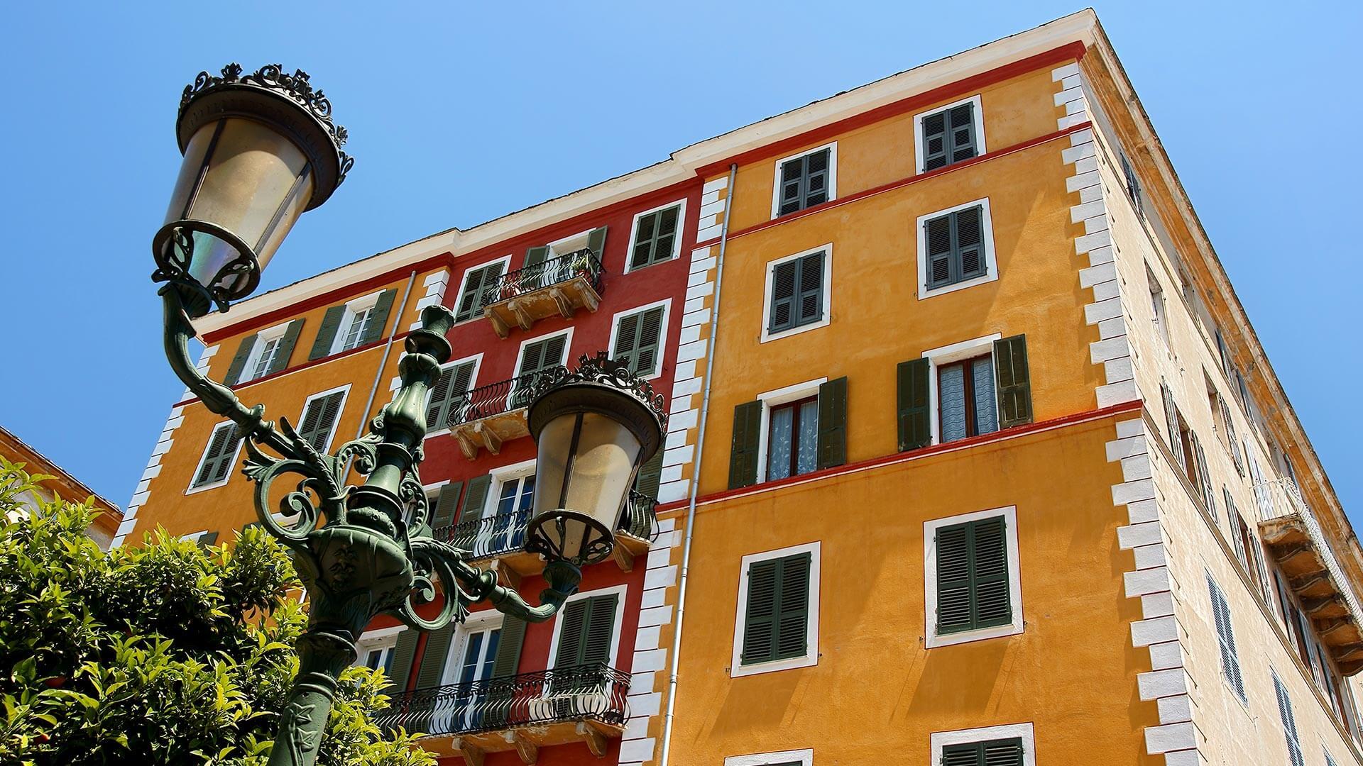 boutique hôtel près d'Ajaccio