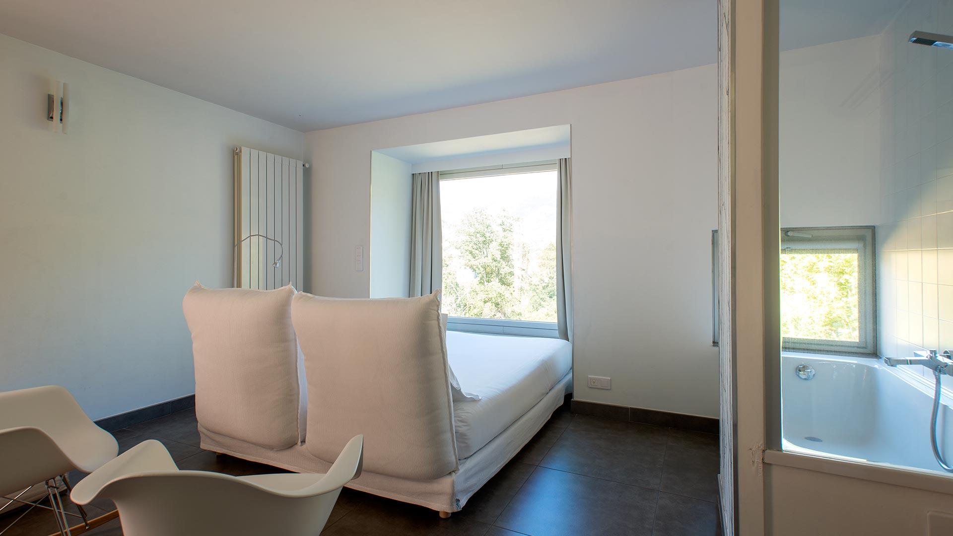 Chambre d'hotel pres d'ajaccio