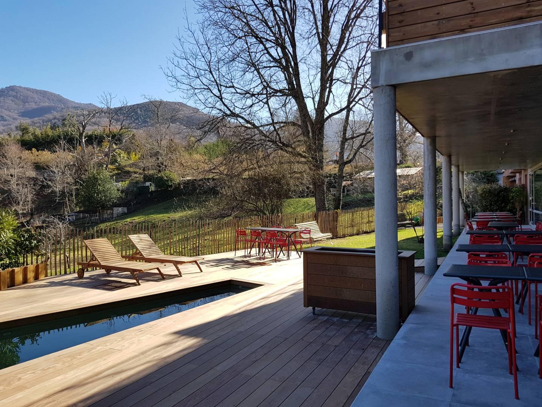 Hotel avec piscine près d'ajaccio