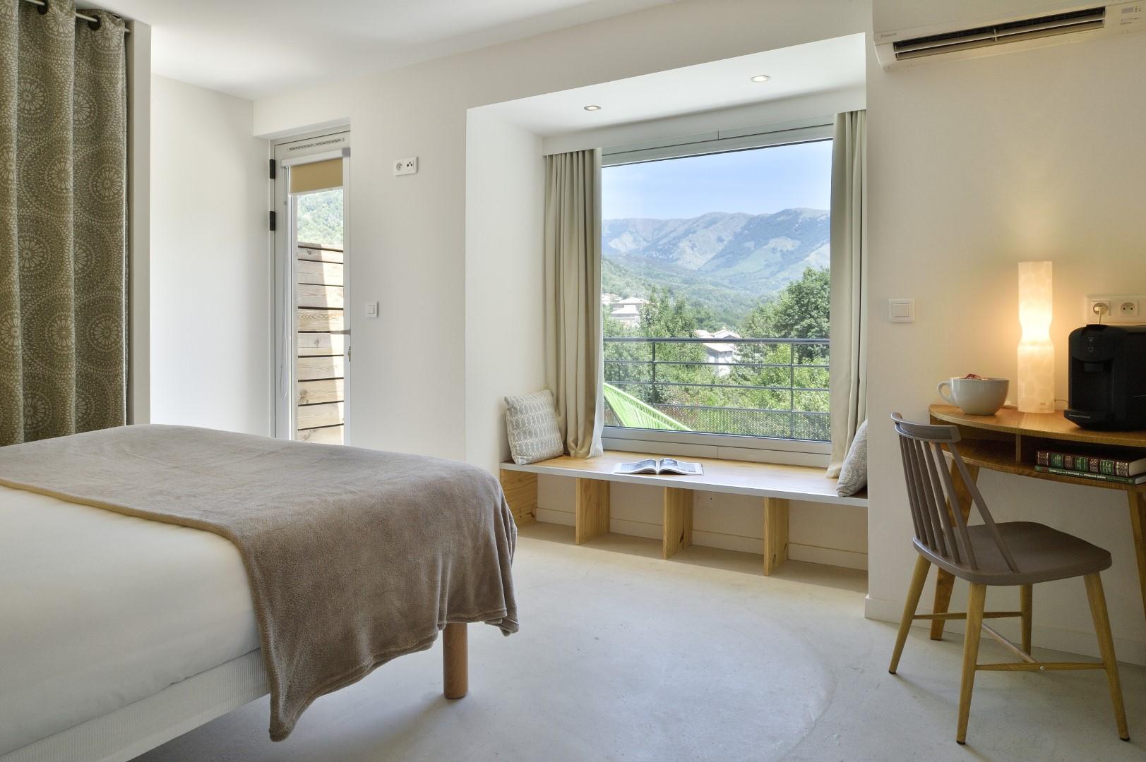 Suite Spacieuse hôtel de luxe en Corse du Sud