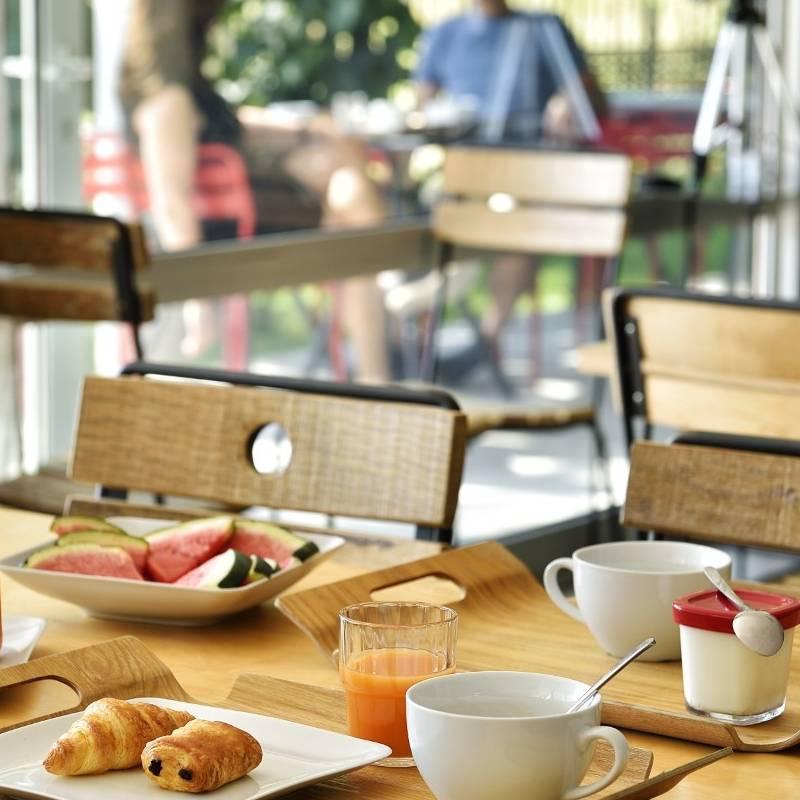 Petit-déjeuner Buffet Hôtel Artemisia